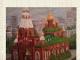 «В Вознесенском (Феодосьевском) храме в Перми» 33х40  фанера, масло. Май 2018.